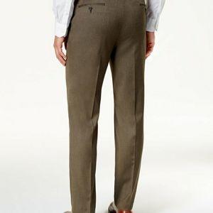 New ralph Lauren mens dress pants 36W 34L microtwi
